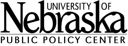 University of Nebraska Public Policy Center logo